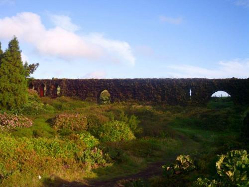 Ponte perto da Lagoa Empadada